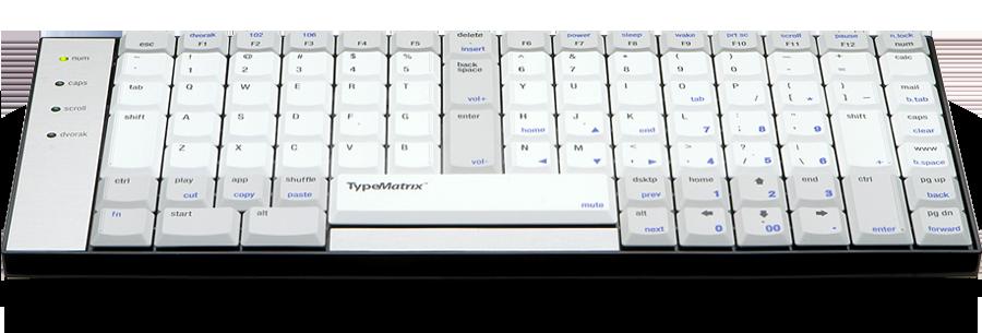 Клавиатура Typematrix